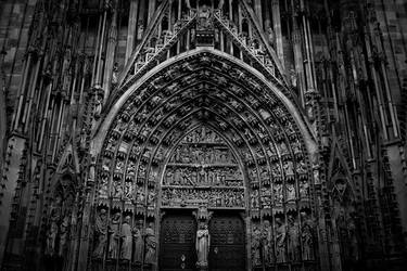 Strasbourg Cathedral by Pixelcoma