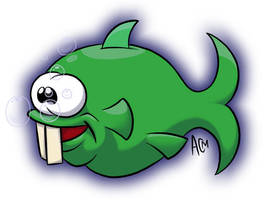 Dopefish by Axleonder