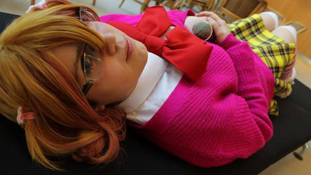 Natsuki female cosplay 2 by Juuka-chan