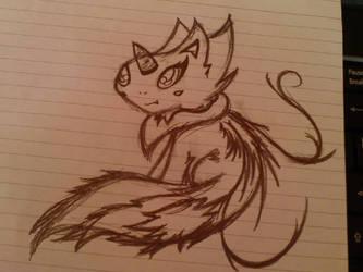 A Digimon or Pokemon? by Kerorowong