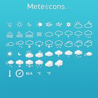 Meteocons by ivica221