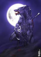 Werewolf by Jeicee