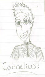 Cornelius Sketch by Elfpen