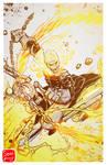 Ghost Rider by seanplenahan