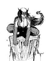 Wolverine X-23 by seanplenahan