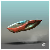 Future Racer by seanplenahan
