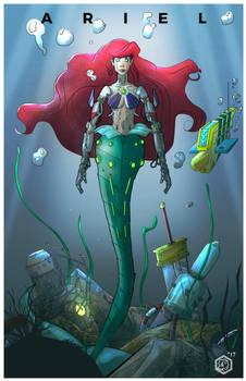 Ariel by seanplenahan