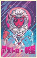 Astro Nova by seanplenahan