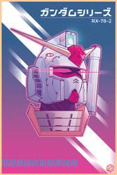 RX-78-2 Gundam by seanplenahan