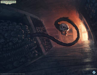 Catacombs by N-Y-O
