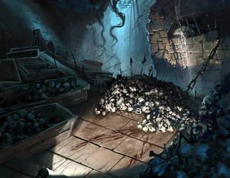 Ghoul Pits by N-Y-O