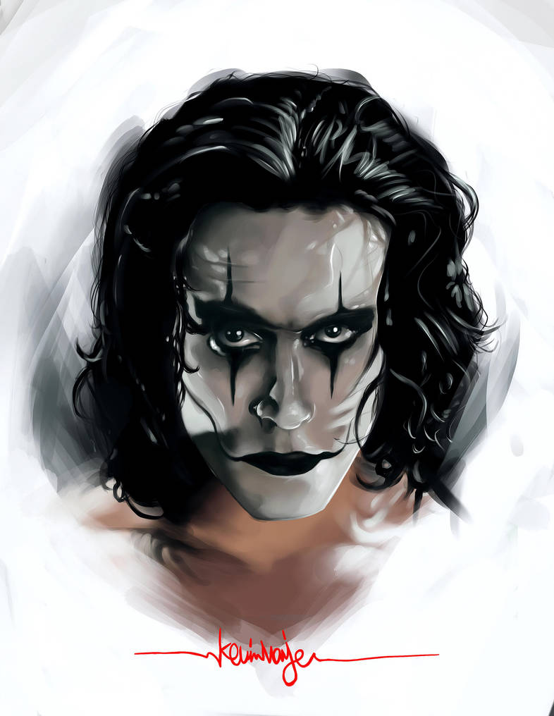 The Crow by KevinMonje
