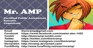 Business-Card by MrAMP