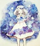 Galaxy within by DandanPon