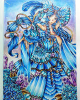 Blue Bird by DandanPon