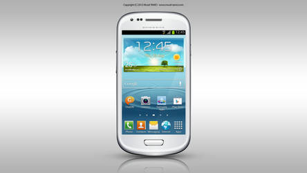 Photoshop'da Samsung Galaxy S 3 Mini Yapimi by themt