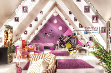 Penthouse by themt