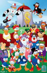 Ducktales (Woo-hoo!) by GeorgeGraybill