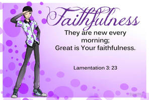 Faithfulness by Israel42