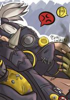 Overwatch:Roadhog by Israel42