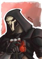 Overwatch : Reaper by Israel42