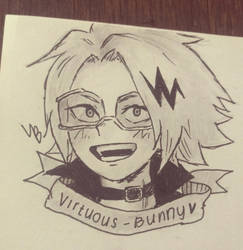 My Hero Academia By Virtuous Bunny On Deviantart