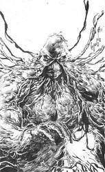 Swampthing by justbuzz
