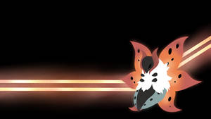 . Pokemon wallpapers . Volcarona . by Flows-Backgrounds