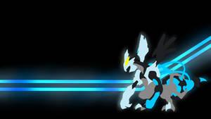 . Pokemon WallPaper . Black Kyurem  . by Flows-Backgrounds