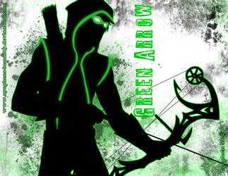 Green Arrow by Zyephens-Insanity