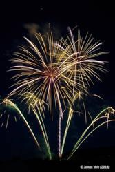Fireworks by friedapi