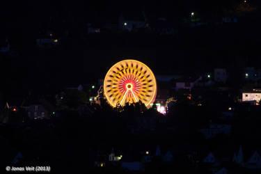 Ferris Wheel by friedapi