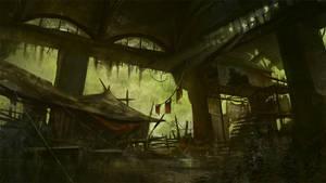 Warehouse Safehouse by KlausPillon