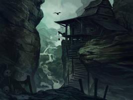 Le voyage initiatique 01 by KlausPillon