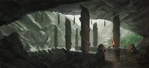 Tomb of Horrors by KlausPillon