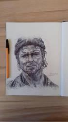 Scott Weiland (Stone Temple Pilots) by basgroll