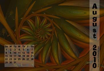 Lux Calendar 2010 Aug. by LaxmiJayaraj