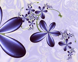 Glass Flowers- Modified by LaxmiJayaraj