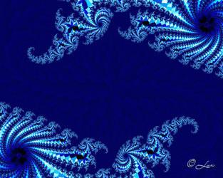 Blue.... by LaxmiJayaraj