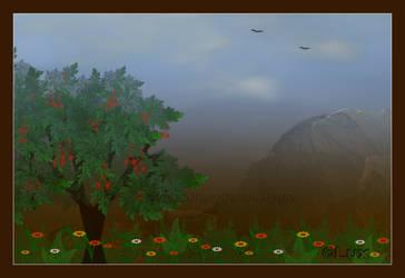 Misty Morning... by LaxmiJayaraj