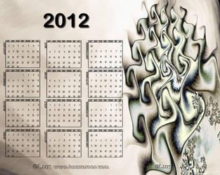 Lux Calendar2012-3 by LaxmiJayaraj