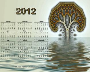 Lux Calendar2012-4 by LaxmiJayaraj