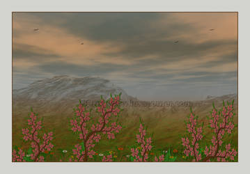 Spring...again! by LaxmiJayaraj