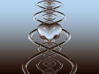 Heart of Glass... by LaxmiJayaraj