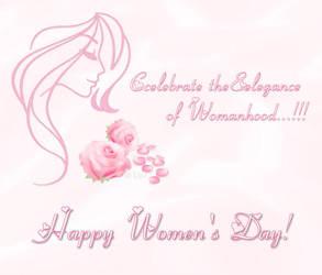 Happy Women's Day! by LaxmiJayaraj