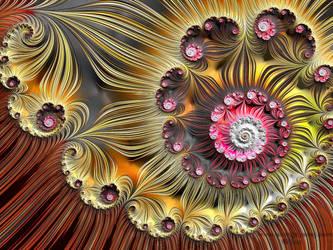 Unfolding,,, by LaxmiJayaraj