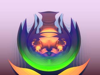Warm Chromatic... by LaxmiJayaraj