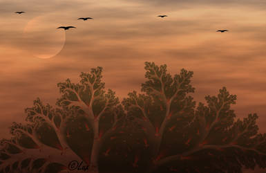 Twilight... by LaxmiJayaraj