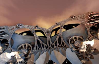 Unconscious Creation... by LaxmiJayaraj