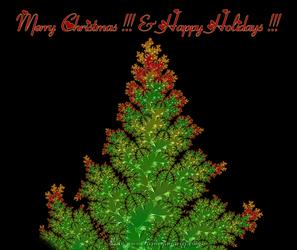 Merry Christmas... by LaxmiJayaraj